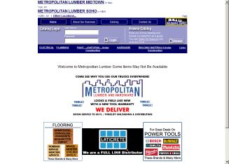 Metropolitan Lumber Hardware Proview