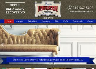 Docu0027s Upholstery U0026 Refinishing Shop Inc In Belvidere, IL | 6544 Joan Dr,  Belvidere, IL