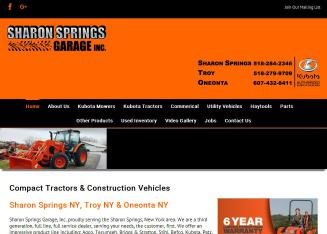 Sharon Springs Garage INC In Troy, NY | 1175 Hoosick Rd, Troy, NY | Lawn U0026  Garden Tractors Dealers