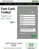 Cash train payday loan image 10
