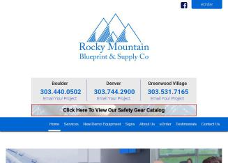 Rocky mountain blueprint supply co in denver co 3445 lipan st rocky mountain blueprint supply co in denver co 3445 lipan st denver co printing services malvernweather Image collections