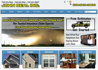 John Beal Roofing, Siding U0026 Windows In Carbondale, IL | 2355 Sweets Dr Ste  E, Carbondale, IL