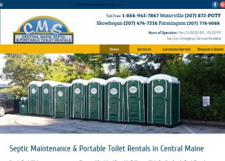 Central Maine Septic U0026 Portable Toilets In Skowhegan, ME | 107 Waterville  Rd, Skowhegan, ME