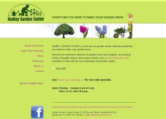 Hadley Garden Ctr in Hadley MA 285 Russell St Hadley MA