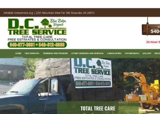 etter tree service roanoke va