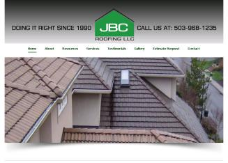 JBC ROOFING CO LLC In Tigard, OR | 12155 SW Grant Ave, Ste B, Tigard, OR