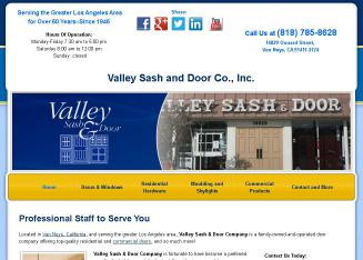 Valley Sash U0026 Door Co Inc In Van Nuys, CA | 14829 Oxnard St, Van Nuys, CA