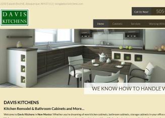 Davis Kitchens In Albuquerque, NM | 2200 Eubank Blvd NE, Albuquerque, NM |  Kitchen Design U0026 Remodeling Services