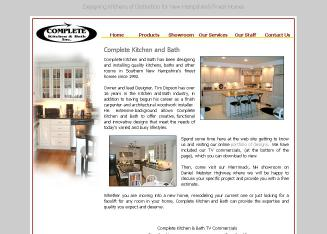 Remarkable Complete Kitchens And Bath 125 Daniel Webster Hwy Home Remodeling Inspirations Genioncuboardxyz