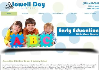 Lowell Day Nursery In Ma 119 Hall St Ste 1 Child Care Services