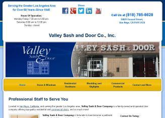Valley Sash U0026 Door Co Inc In Burbank, CA | 2518 W Burbank Blvd, Burbank, CA