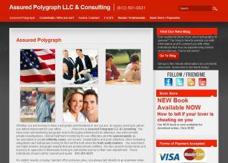 Polygraph Testing Minneapolis-St Paul - PO Box 306, Minneapolis, MN