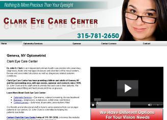 ae63aadc386 Clark Eye Care Ctr - 81 North St