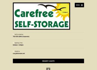 Carefree Self Storage - 175 Lebanon Ave, Colchester, CT