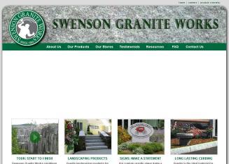 Swenson Granite Co LLC - 369 N State St, Concord, NH