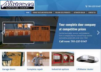 Bon Advance Garage Door In Fargo, ND | 2831 1st Ave N, Fargo, ND | Garage Door  Repair