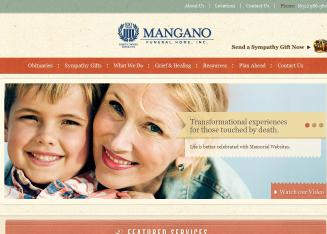 Mangano Funeral Home Inc In Deer Park NY