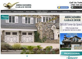 Abracadabra Garage Door Co. In Palm Desert, CA   73714 Highway 111, Palm  Desert, CA