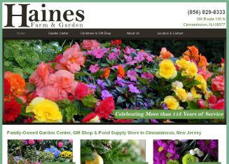 Haines Farm U0026 Garden Supply In Cinnaminson, NJ   196 Route 130 N,  Cinnaminson, NJ