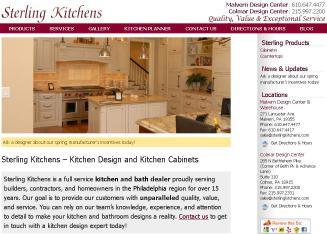 Sterling Kitchen S 271 Lancaster Ave Ste 100 Malvern Pa
