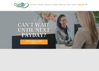 Cash america payday loan requirements picture 6