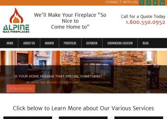 Alpine Fireplaces in Lehi, UT | 782 W State St, Lehi, UT