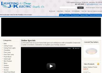 Lighting Design By J K Electrical Supply Co Inc 1253 Hartford