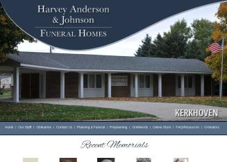 Harvey Anderson Johnson Funeral Homes 19 Central Ave E New