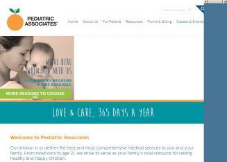 Pediatric Associates Of Warren Pete E Kondolios Md 321 Niles
