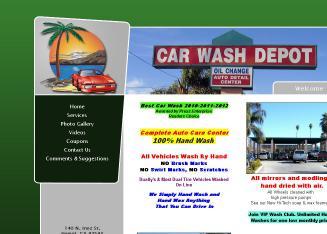 Car wash depot in hemet ca 140 n inez st hemet ca auto car wash depot in hemet ca 140 n inez st hemet ca auto washing polishing solutioingenieria Image collections