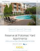 Reserve At Potomac Yard Apartments In Alexandria, VA | 3700 Jefferson Davis  Hwy, Alexandria, VA | Apartments