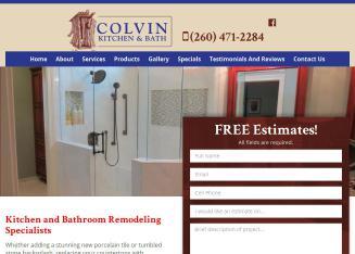 Colvin Kitchen U0026 Bath In Fort Wayne, IN | 1314 E State Blvd, Fort Wayne, IN  | Builders U0026 Contractors