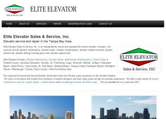 Elite Elevator Sales & Service Inc - 606 N Martin Luther