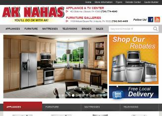 A K Nahas Furniture Galleries In Industry, PA | 1108 Midland Beaver Rd,  Industry, PA