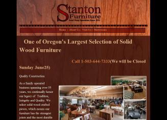 Stantonu0027s Furniture Unfinished In Beaverton, OR | 10175 SW Beaverton  Hillsdale Hwy, Beaverton, OR