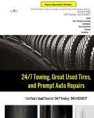 Ron S Used Tires 15358 Brandy Rd Culpeper Va