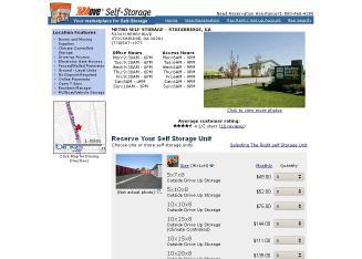 Metro Self Storage In Stockbridge, GA   5334 N Henry Blvd, Stockbridge, GA