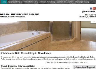 Dreamline Kitchens In Hamilton NJ Kuser Rd Hamilton NJ - Bathroom remodeling hamilton nj
