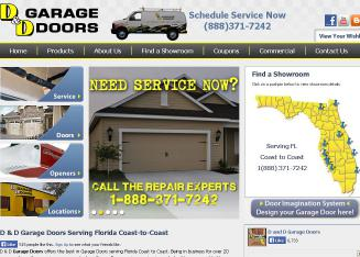 D U0026 D Garage Doors In Sarasota, FL | 1177 Cattlemen Rd, Sarasota, FL | Home  Improvement U0026 Maintenance